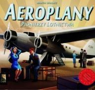 Gra planszowa Aeroplany Pionierzy lotnictwa