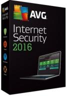 AVG Internet Security 1PC/2lata antywirus