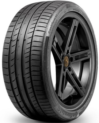 2x Continental ContiSportContact 5P 325/35R22 110