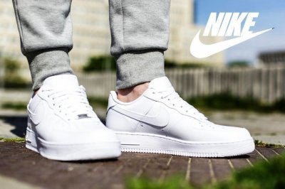 %%% Buty NIKE Air Force 1 MAX White 40,5 25,5cm