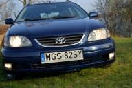 Toyota Avensis 2.0 D-4D 2002r.