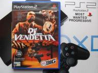 DEF JAM VENDETTA  PS2 PLAYSTATION 2
