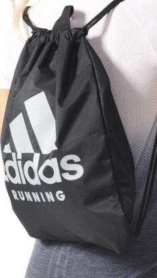 3607d99577965 Plecak adidas Running Gym Black worek - 6856861600 - oficjalne ...