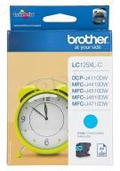 Tusz Brother niebieski LC125XLC=LC-125XLC, 1200 st