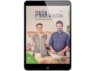 Para w kuchni Maciej Szaciłło