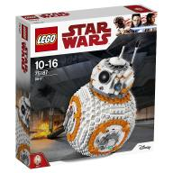 KLOCKI LEGO STAR WARS 75187 BB-8