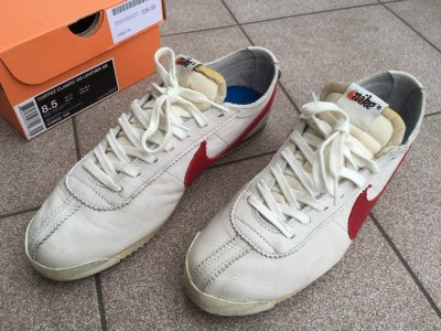finest selection cc058 7065f ... allegro  Nike Cortez Classic OG Leather QS - 42 26,5 cm 8,5 ...