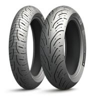 MICHELIN PILOT ROAD 4 GT 120/70ZR17+180/55ZR17 17r
