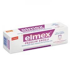 ELMEX Przeciw Erozji pasta do zębów75 ml
