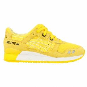 asics gel lyte iii żółte