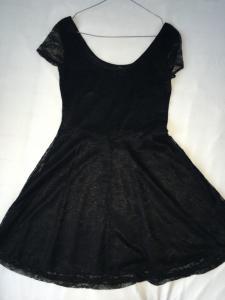 b023625870 Mała czarna koronkowa sukienka H M 38 M - 5959007962 - oficjalne ...