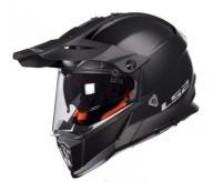 KASK LS2 MX436 PIONEER BLACK MATT L + GRATIS !