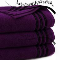 Ręcznik MODENA 450g/m2 50x90cm ZWOLTEX śliwka