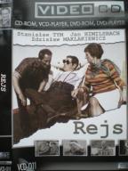 REJS - VCD Komedia, używana, domowa kolekcja,