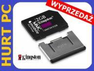 WYPRZEDAŻ Kingston 2GB MMC Mobile NOWA FV