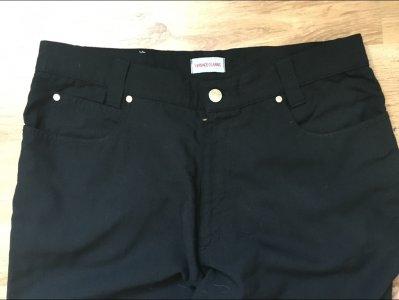 f3c841c2a Versace classic spodnie czarne damskie - 6494777766 - oficjalne ...