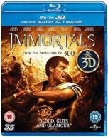 Immortals (Blu-ray 3D + Blu-ray) [2011]