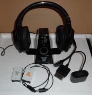 SŁUCHAWKI Mad Catz TRITTON Warhead 7.1 Wireless