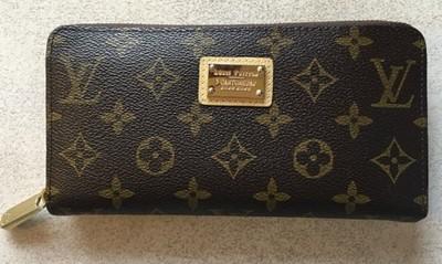 0c155a4cfc32c Portfel Louis Vuitton 6622422152 Oficjalne Archiwum Allegro