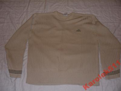 ADIDAS - sweter rozmiar XL