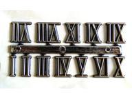 CYFRY CYFERKI ARABSKIE 18mm Decoupage *WYPRZEDAŻ*