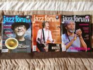 Jazz Forum 7-8/2012, 6/2013, 7-8/2013