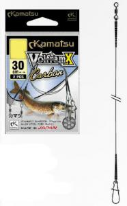 Kamatsu Volfram X Carbon 30cm 5kg, JAPAN, 2szt