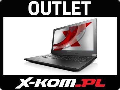 OUTLET Laptop LENOVO B50-70 i3 4GB 1TB R5M230 Win7