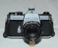 Pentax Spotmatic SPII Takumar 1,8/55 M42