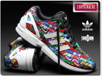 best website da40a 94226 Buty męskie Adidas Zx Flux B24904 Originals,Nowość ...