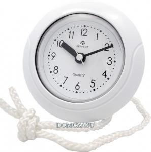 Zegar ścienny Do łazienki Perfect Wodoodporny 2740319217