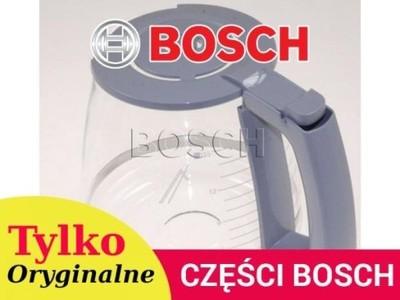 Dzbanek szklany ekspresu Bosch