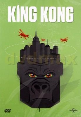KING KONG (UNFORGETTABLE FILMS) [DVD]