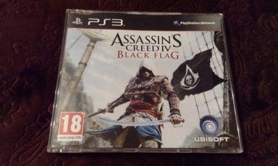 Assassin's Creed IV Black Flag Promo PS3