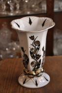 Porcelanowy wazon ART DECO Roloff