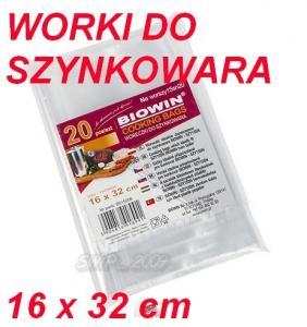 worki do szynkowara woreczki foliowe szynkowar 20