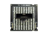 TESTER GNIAZD CPU LGA 775 771 SOCKET J LED