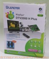 Karta telewizyjna DVB-T WinFast DTV2000H Plus W-WA