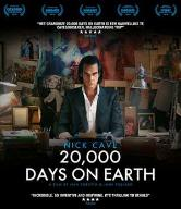 NICK CAVE 20.000 DAYS ON EARTH BLU-RAY