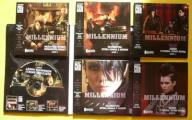 MILLENNIUM TRYLOGIA 6 DVD