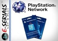 PlayStation Network Store PSN 25zł AUTOMAT 24/7