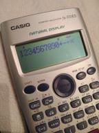 Kalkulator CASIO FX-570ES