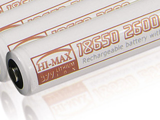 Akumulator Li-ion Hi-max 18650 2600mAh protected