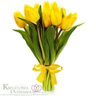 Kwiatowa Dostawa Bukiet 15 tulipanów