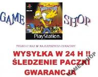 THE SIMPSONS WRESTLING_PSX_GWARANCJA
