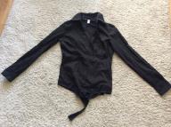 Koszula-body Vero Moda czarna,rozmiar M