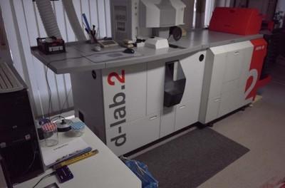 Minilab Agfa Dlab 2 z wyposażeniem, części,kasety