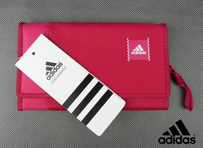 9f99335c52771 PORTFEL ADIDAS PERFECT WALLET BLACK DAMSKI RÓŻ - 5742522543 ...