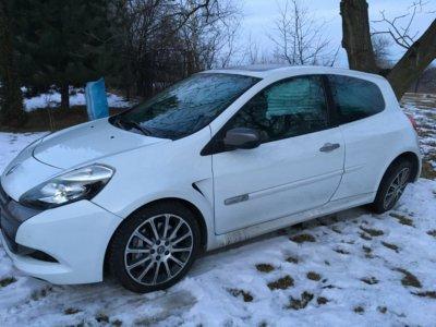 Renault Clio Iii Rs Uszkodzone Do Negocjacji 6753774954 Oficjalne Archiwum Allegro
