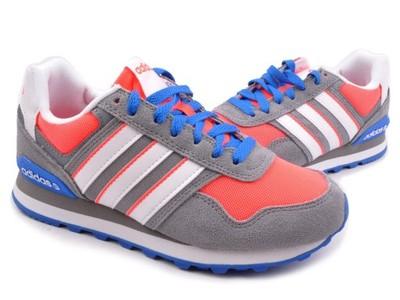 buty damskie adidas 10k f98277 granatowe neo new